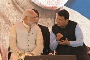Narendra Modi in Maharashtra: PM conducts bhoomipujan for Navi Mumbai...