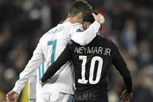 Cristiano Ronaldo not better than Neymar, says former FC Barcelona...