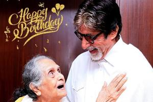 Amitabh Bachchan shares nostalgic birthday letter from his onscreen...