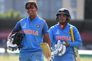 Live cricket score - India vs South Africa women's third...