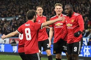 Manchester United into FA Cup quarters despite VAR troubles, West Brom...