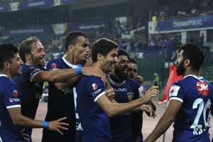 ISL: Super-sub Mohammed Rafi helps Chennaiyin FC snatch draw vs...