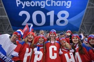 Russian athlete involved in doping case at Pyeonchang Winter Olympics:...