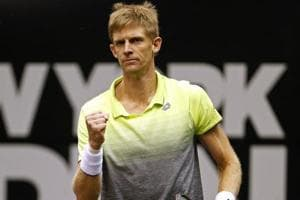 Kevin Anderson edges Kei Nishikori in New York Open, to meet Sam...