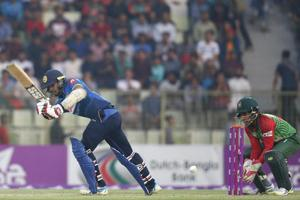 Kusal Mendis drives Sri Lanka to T20 series sweep vs Bangladesh
