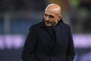 Inter Milan board will decide my future: Luciano Spalletti