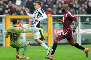 Serie A: Juventus win derby vs Torino but lose Gonzalo Higuain to...