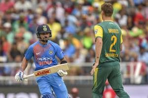 Virat Kohli allays injury-related fears after India win T20I opener vs...