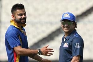 Virat Kohli has every chance to go past Sachin Tendulkar's 100 tons:...