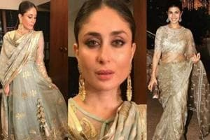Kareena Kapoor Khan and Nimrat Kaur are wedding fashion goals in sheer...