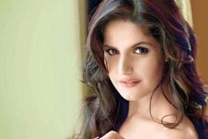 Zareen Khan to troll: My hand is bigger than your face, should I slap...