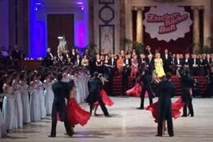 No need to tango alone, Vienna 'taxi dancers' waltz in for ball season