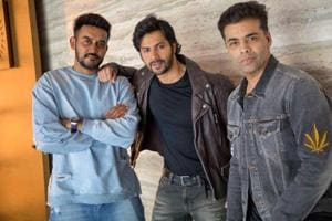 Varun Dhawan teams up with Karan Johar, Shashank Khaitan again for...
