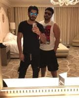 Bollywood's other Kapoor khandaan is in UAE for Mohit Marwah's...