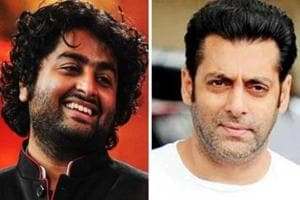Salman Khan vs Arijit Singh 2.0: The actor wants singer's song removed...