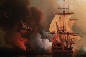 Massachusetts museum to determine if bones from shipwreck belong to an...