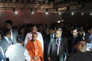 Around 700 MoUs finalised for investors' meet: Yogi