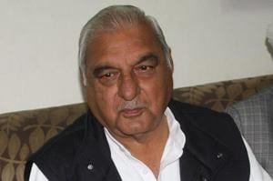Bhupinder Singh Hooda unjustified in dropping Manesar land...