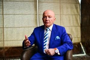 Mark Mobius announces plans for EM fund, joins India-based Equanimity