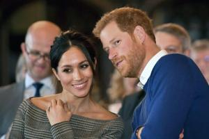The million dollar question: What will Meghan wear? Royal wedding...