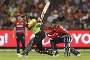 Ashton Agar expects another run-fest in tri-nation T20 final against...