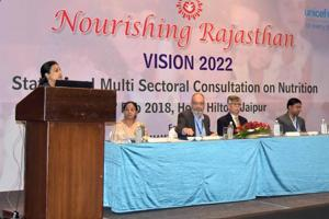 'Redesign programme to combat malnutrition'