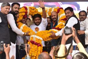 Will campaign against BJP in MP, Rajasthan, Chhattisgarh polls: Hardik...