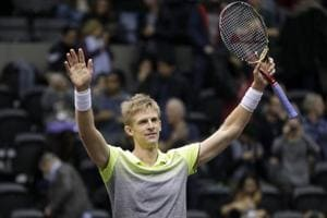 Kevin Anderson beats Sam Querrey to clinch New York Open tennis title