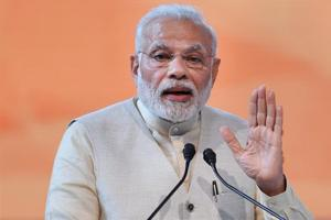 PM Modi inaugurates World Congress on IT, calls India a hot-spot of...