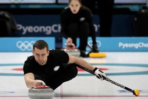 Shock and bewilderment as Olympic curling dragged into doping mire
