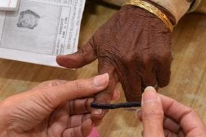 Gujarat municipal poll results: BJP leading in 37, Congress in 26...