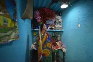 Solar domes transforms lives in a Delhi slum