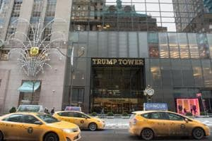Donald Trump jr to wine and dine Trump Towers luxury flat buyers in...