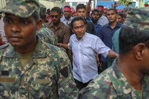 Maldives President Yameen seeks extension to state of emergency
