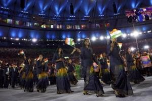 Blazer & trouser to replace saree for Indian women athletes at 2018...