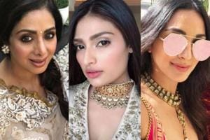 Sridevi, Sonam Kapoor, Athiya Shetty and more: What stars are wearing...