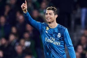 Zinedine Zidane hints at resting Cristiano Ronaldo for Real Madrid's...