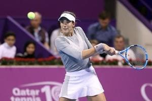 Garbine Muguruza sets sight on returning to world no. 1 tennis ranking...
