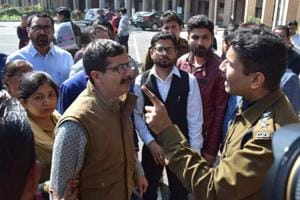 19-yr-old Chandigarh student's suicide: Family holds protest, alleges...