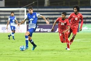 Bengaluru FC storm into AFC Cup group stage, crush TC Sports Club 5-0