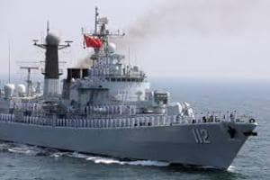 China sends warships to eastern Indian Ocean, says report