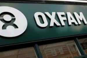 Oxfam formally apologised to Haiti over the prostitution scandal...