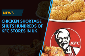 US fast-food chain KFC said Monday it had shut hundreds of UK stores...