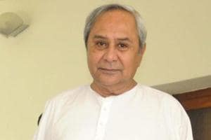 Shoes hurled at Odisha CM Naveen Patnaik during Bijepur bypoll...