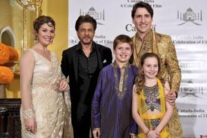 Justin Trudeau says trip is about India-Canada ties, not for...