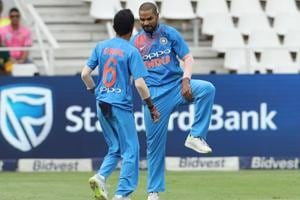 Catch in the contest - India fielding way ahead of South Africa