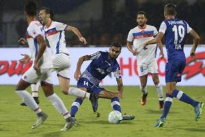 FC Goa look to get back to winning ways vs Delhi Dynamos in Indian...