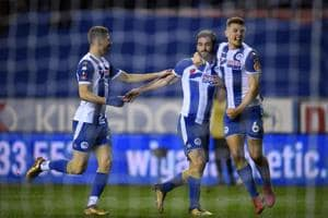 Wigan Athletic crush Manchester City's quadruple dream with 1-0 FA Cup...
