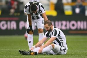 Gonzalo Higuain expected to be fit for reverse fixture against...