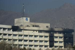 Kabul hotel gunmen 'waved through without checks' before assault